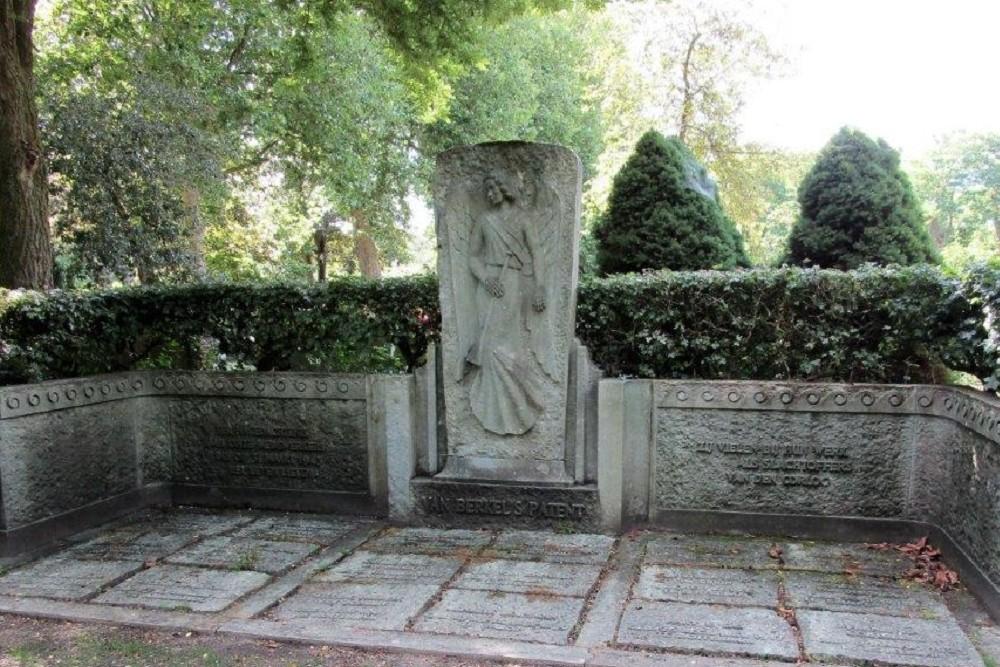 Grafmonument Werknemers Van Berkel Algemene Begraafplaats Crooswijk