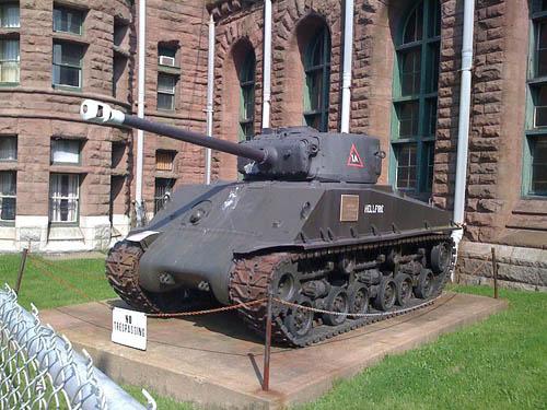 M4A3E8 Sherman Tank Halifax