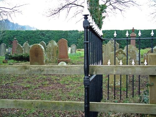 Commonwealth War Grave Bethel Chapelyard