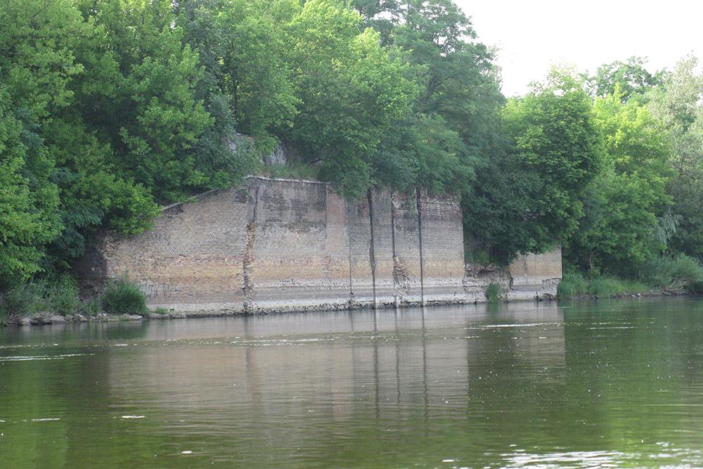 Festung Posen - Großes Schleuse