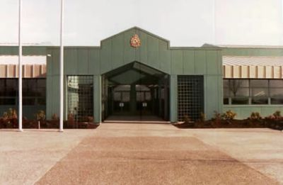 12th Service Battalion Museum