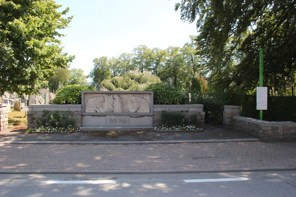 Tombstone Resistance Fighters Torhout