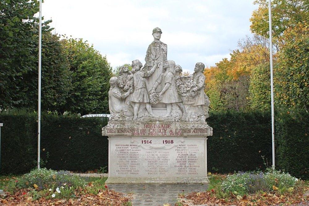 War Memorial Crécy-la-Chapelle