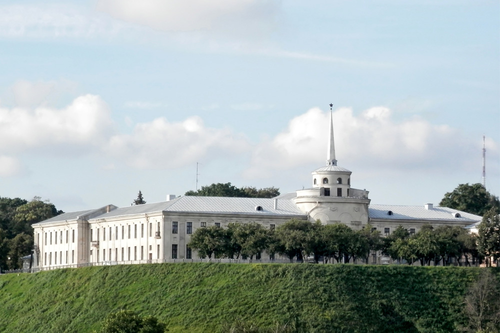 Grodno New Castle