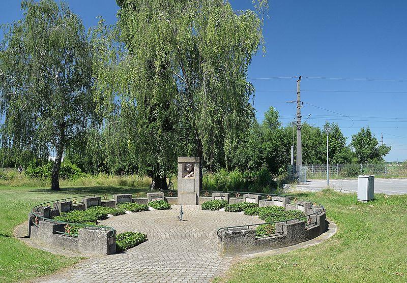 Sovjet Oorlogsbegraafplaats Ebenfurth