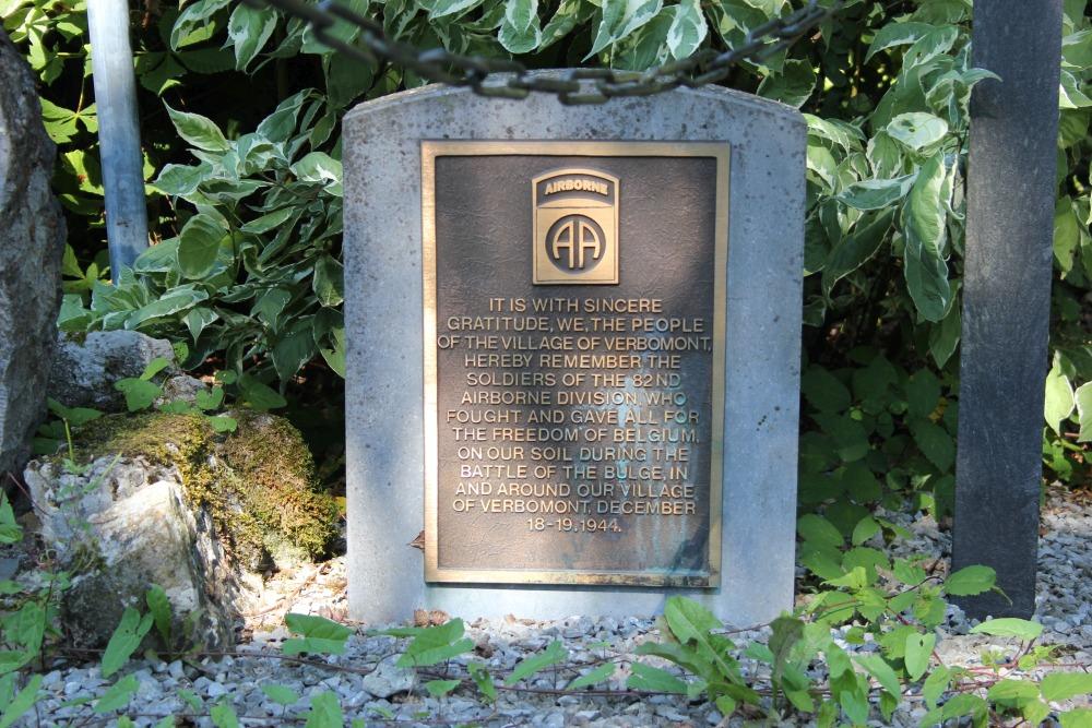 Monument Slag om de Ardennen Werbomont