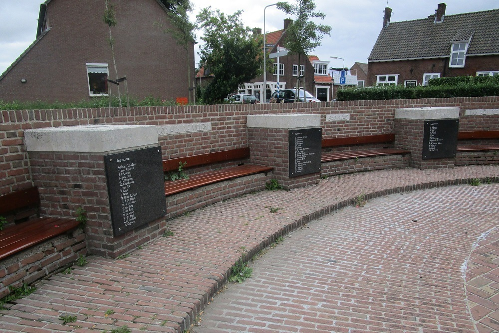 War Memorial Alblasserdam
