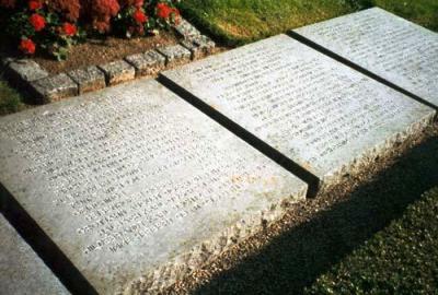Duitse Oorlogsgraven Allinge