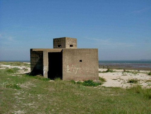 Bunker Leysdown-on-Sea