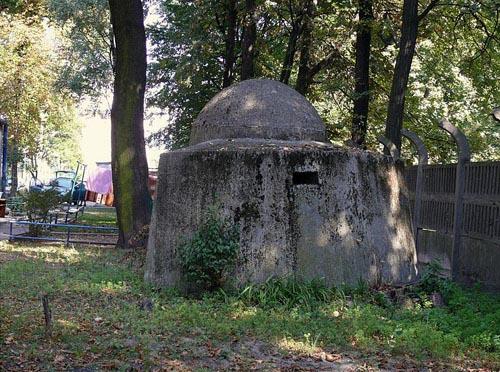 German Bunker Former Sugar Refinery Lublin