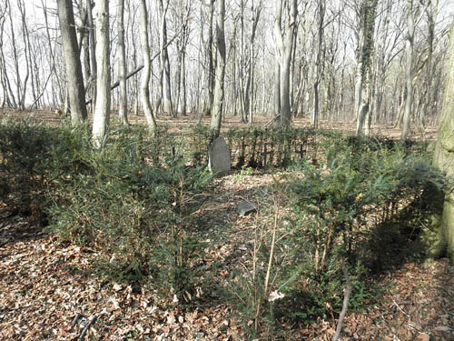 Duitse Oorlogsbegraafplaats Troistedt