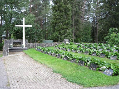 Finse Oorlogsgraven Pattijoki