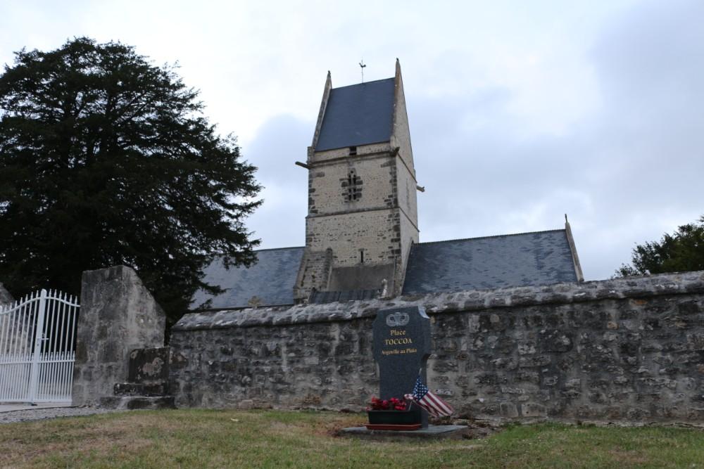 Memorial Stone Toccoa