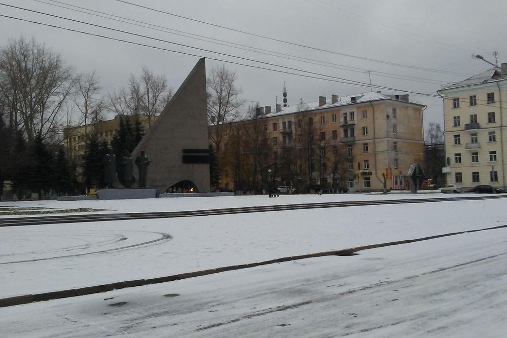 Monument Overwinning Arkhangelsk