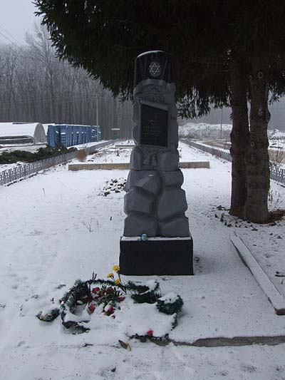 Jewish Mass Graves Vinnytsya