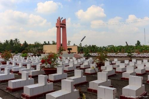 Militaire Begraafplaats Tam Binh