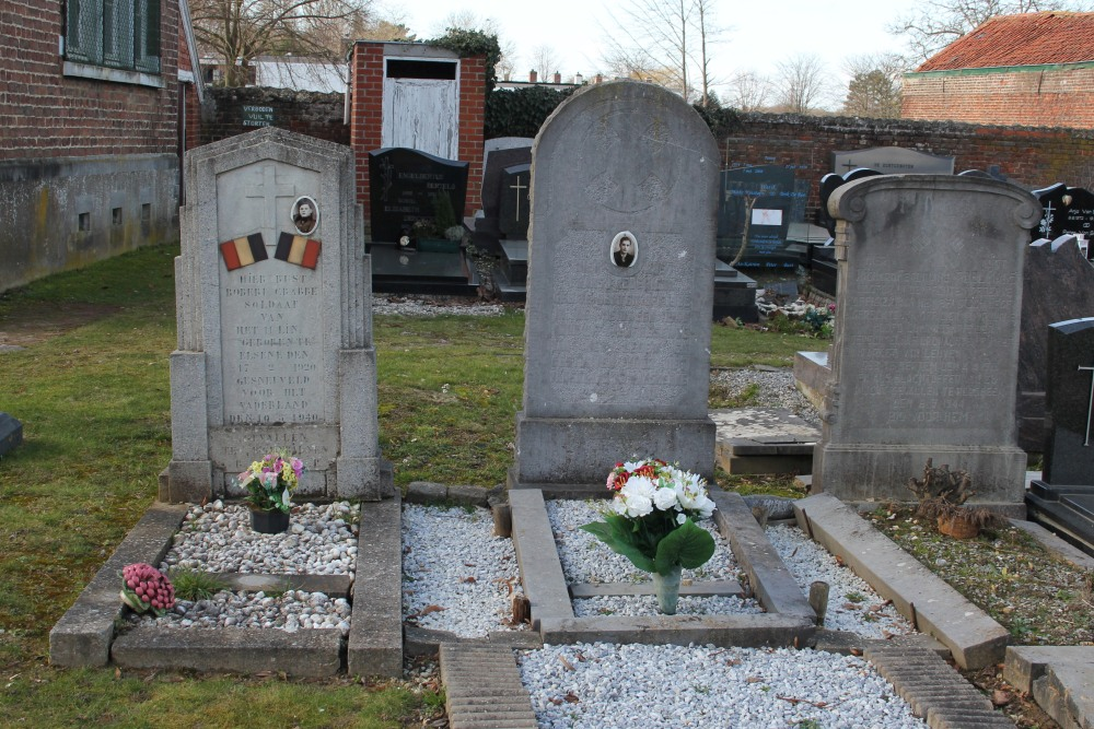 Belgische Oorlogsgraven Bertem