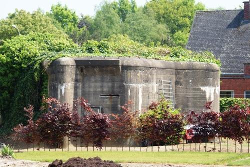 KW-Linie - Bunker TPM20
