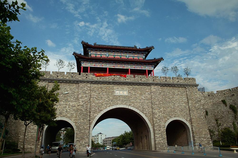 Xingzhong Gate