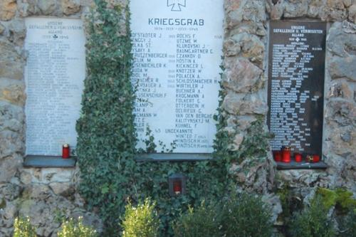 War Memorial Alland