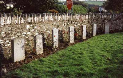 Oorlogsgraven van het Gemenebest St. Canise Churchyard Faughanvale
