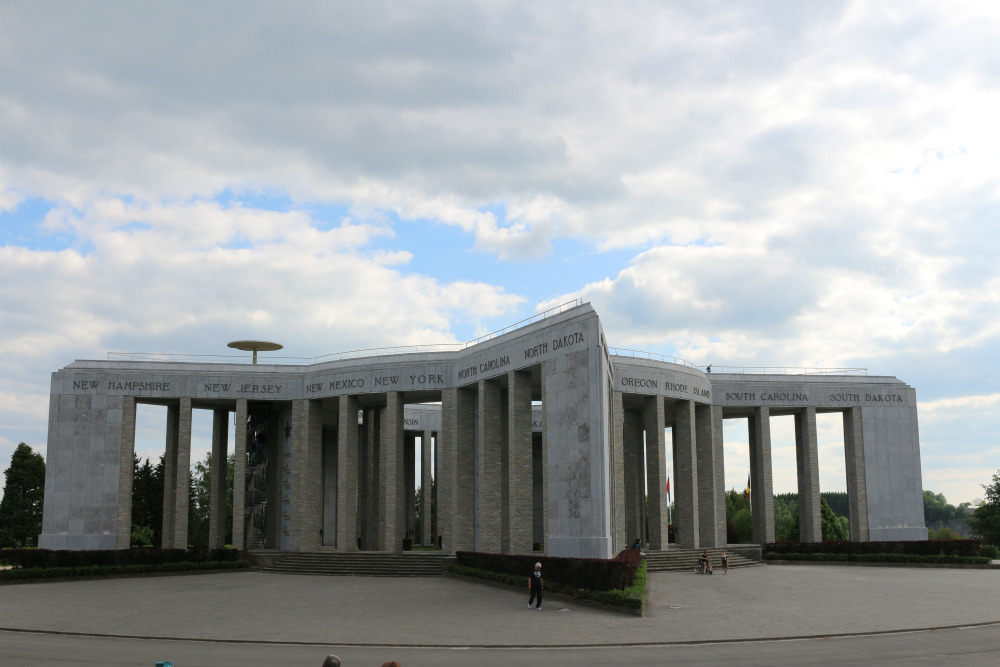 Battle of the Bulge Memorial (Mardasson)