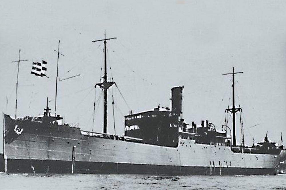 Shipwreck Nojima Maru