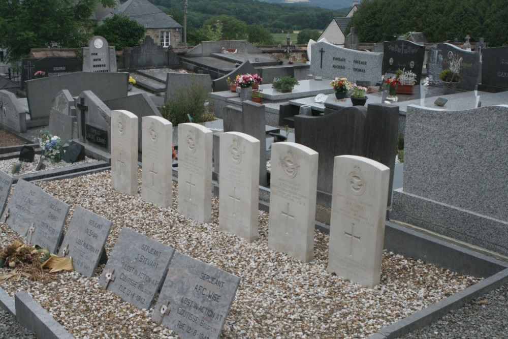 Commonwealth War Graves Coutisse