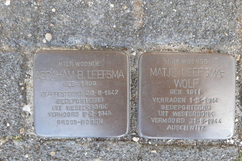 Stolpersteine Langewal 48
