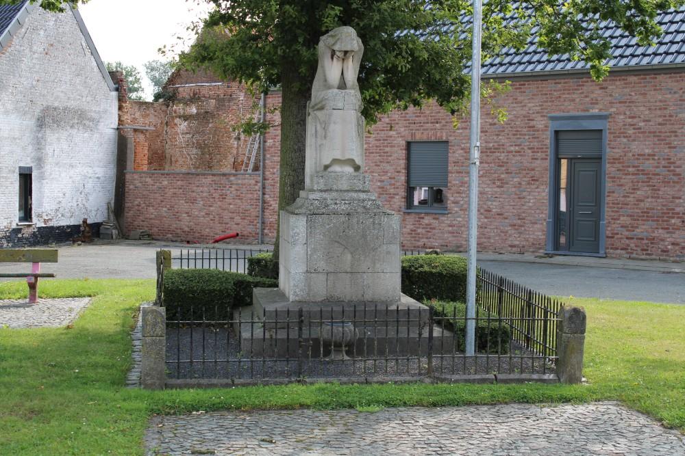 War Memorial Chapelle-à-Wattines