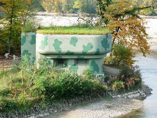 Limmat Line - Heavy River Casemate Wasserschloss