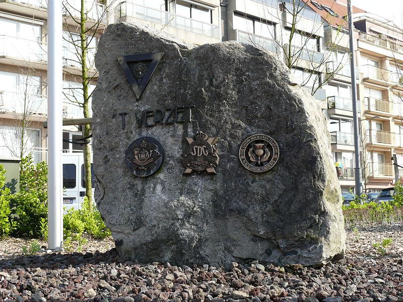 Monument Geheime Leger en Bevrijding