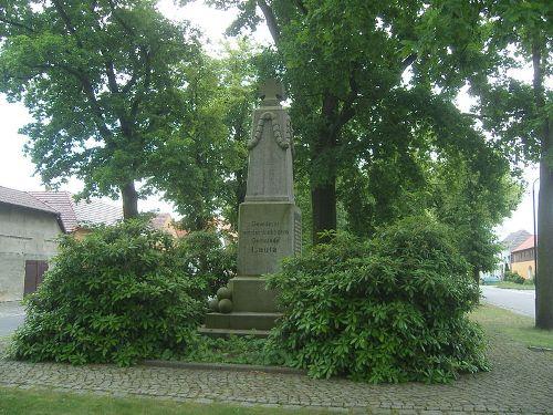 War Memorial Lauta