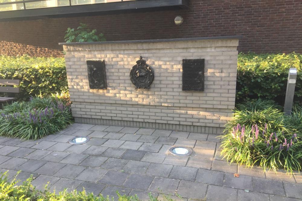 51st Highland Division Monument Sint-Michielsgestel