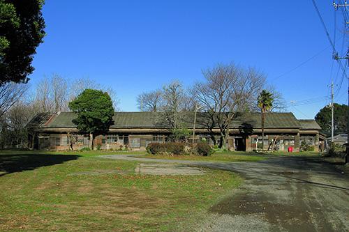 Former Kumagaya Imperial Japanese Army Aviation School