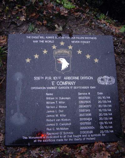 Monument 101st Airborne Division