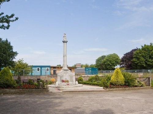 War Memorial Newhills