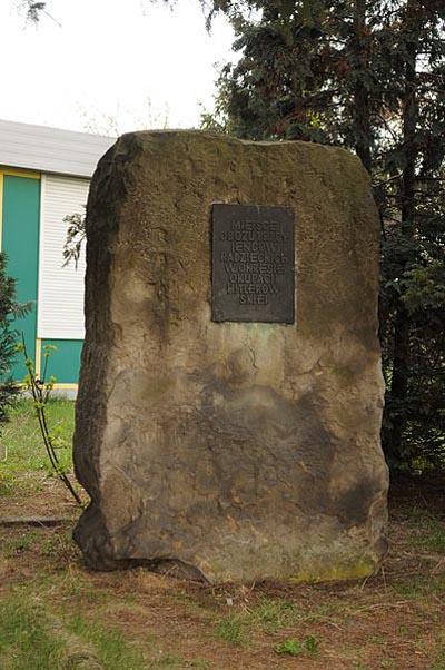 Memorial Russian Prisoners of War Mielec