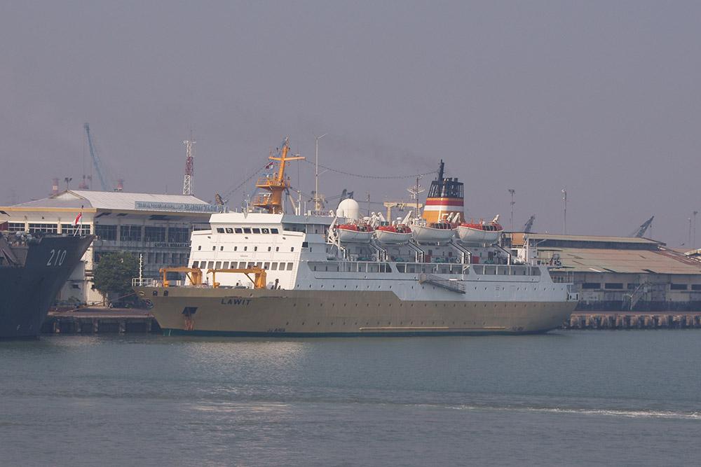 Haven & Scheepswerf van Soerabaja