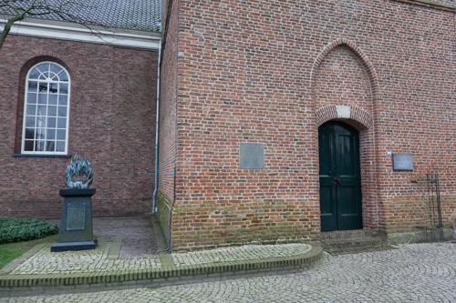 War Memorials Den Ham
