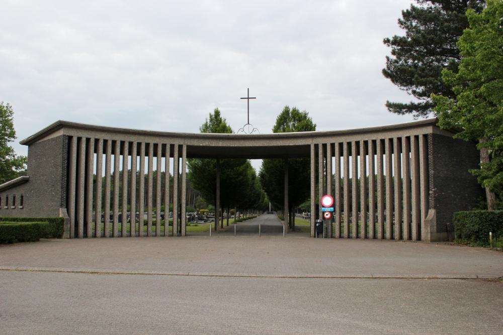 Municipal Cemetery Houthalen