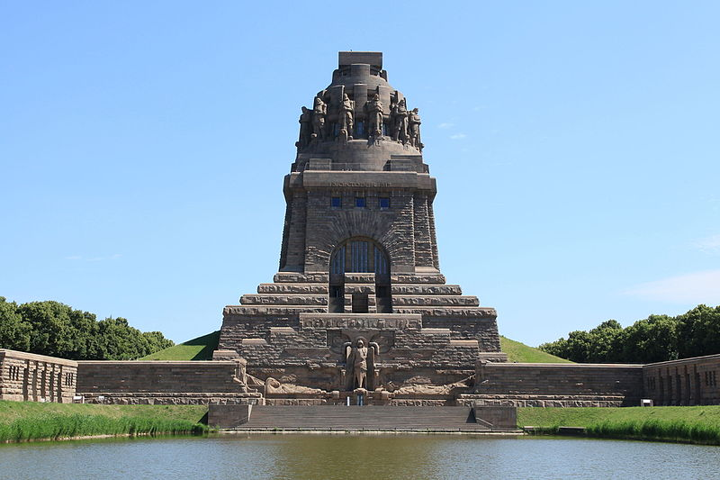 Monument of the Battle of the Nations Leipzig