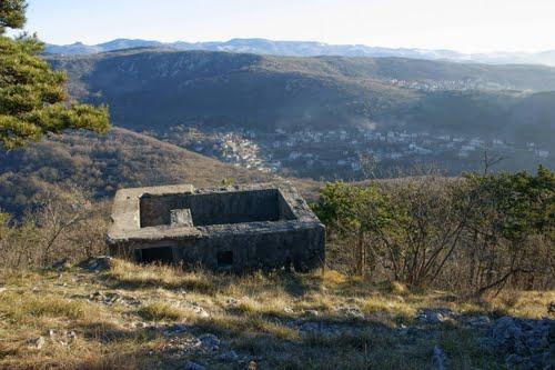 Alpine Wall - Bunker Rijeka