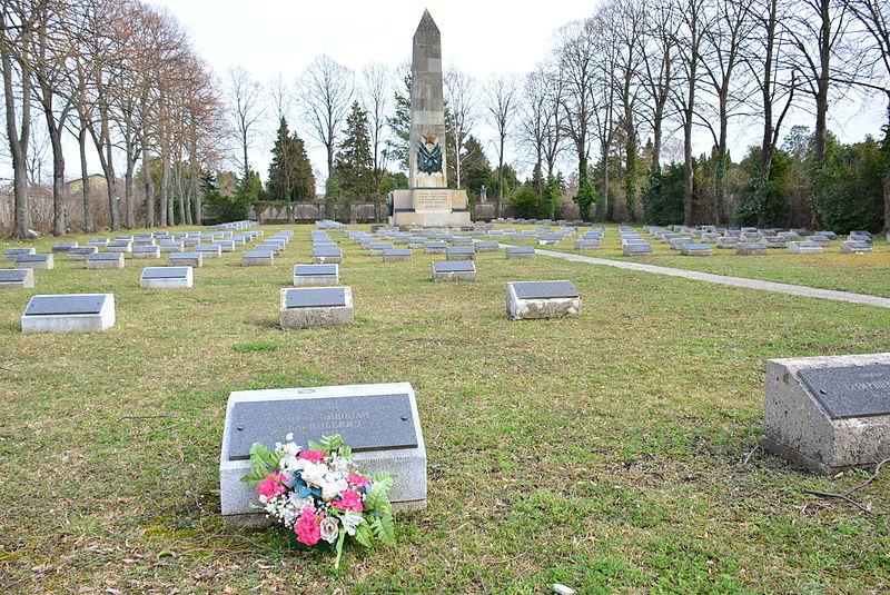 Sovjet Oorlogsbegraafplaats Baden
