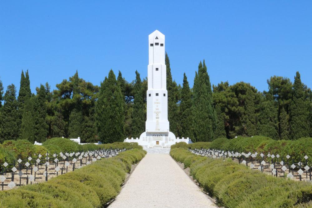 Franse Oorlogsbegraafplaats Seddülbahir