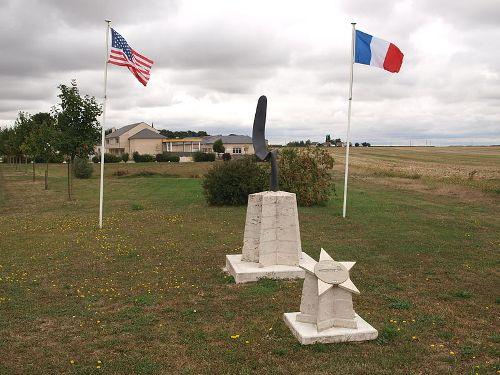 Monument Crash B-26 Marauder