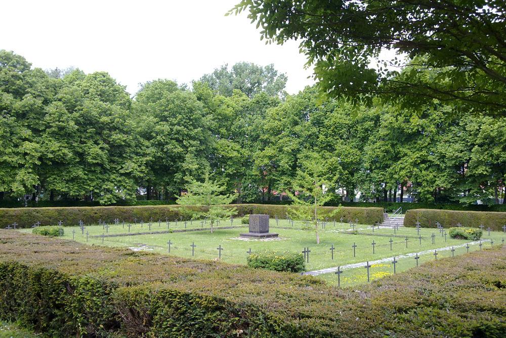 Duitse Oorlogsgraven Augsburg