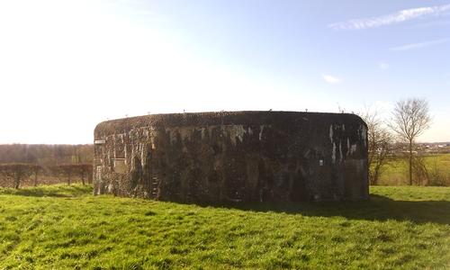 Bunker KW-linie Pamel