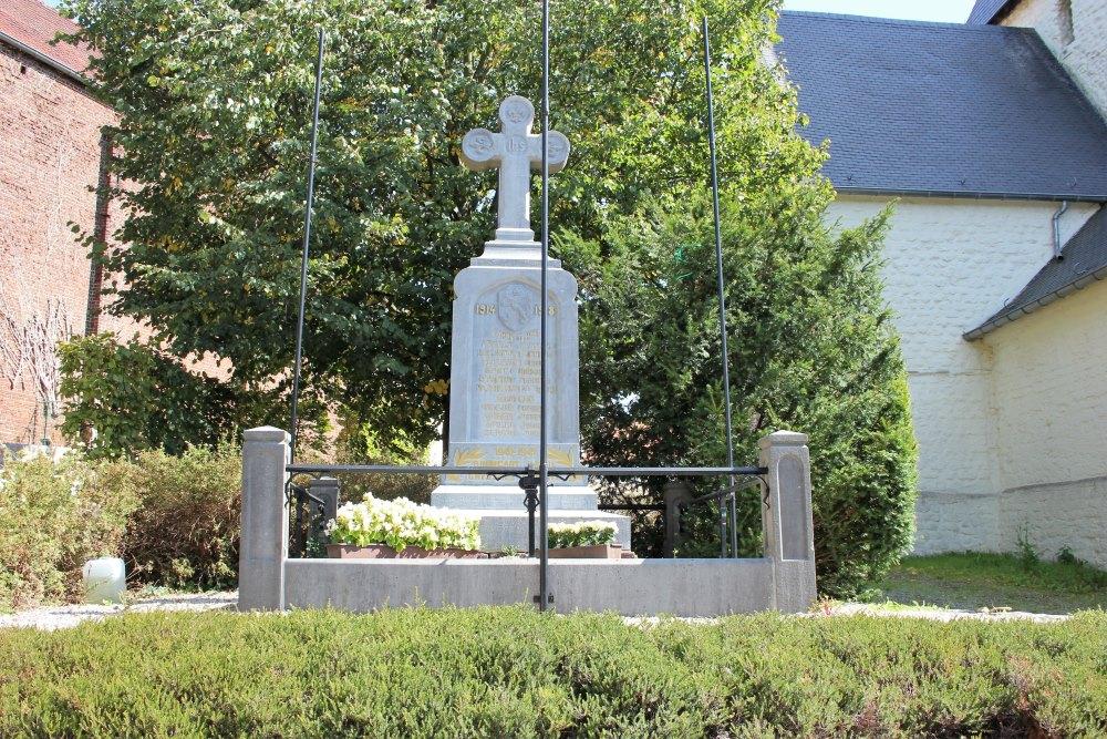 War Memorial Haut-Ittre