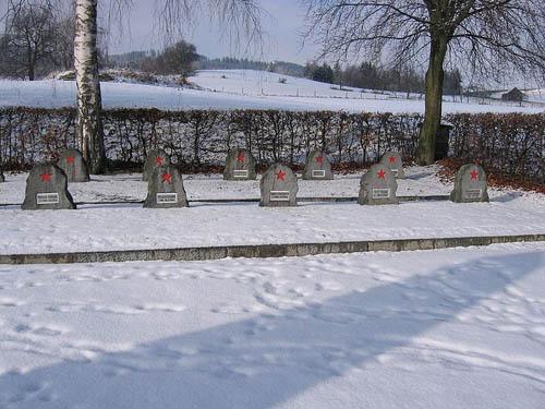 Soviet Garrison Cemetery Freistadt
